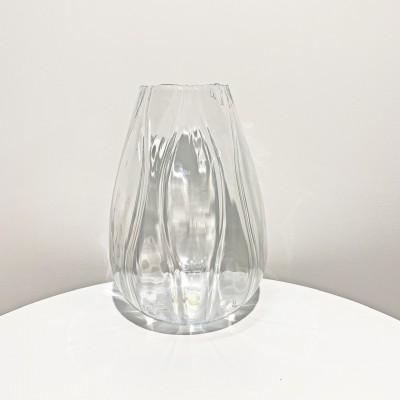 Vaso in vetro Optical