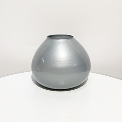 Vaso Iside Metal Silver 25 cm